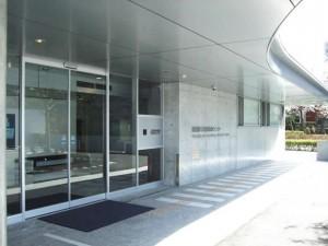 センター入口